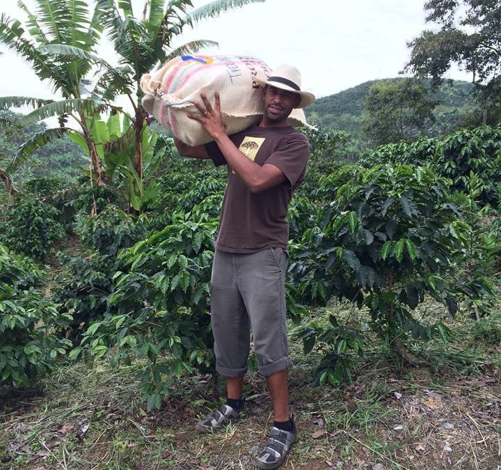 "From the Heart of Colombia: Equiano's ""Finca Villa"" Coffee"